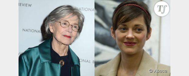 Marion Cotillard et Hélène Riva en route pour les BAFTA 2013 ?