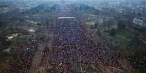 Manif anti-mariage pour tous : mobilisation historique depuis 1984