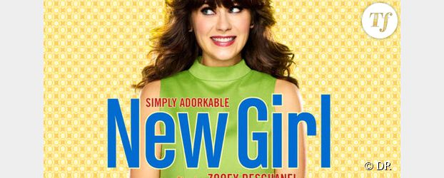 New Girl : la série de Zooey Deschanel en DVD