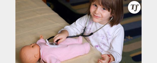 Les jeunes enfants doués pour les premiers secours