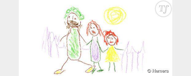 Mariage gay : la famille française dessinée par les enfants