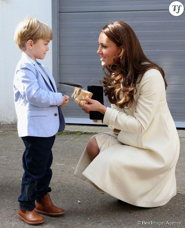 Kate Middleton et Oliver Barker
