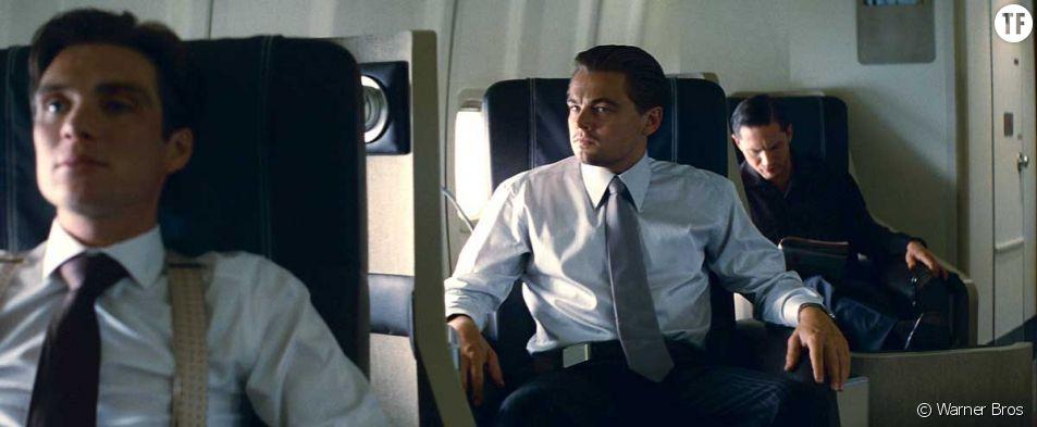 """Leonardo DiCaprio dans """"Inception"""""""