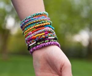 Les bracelets LoopDeDoo, la nouvelle tendance 2015 de la récré