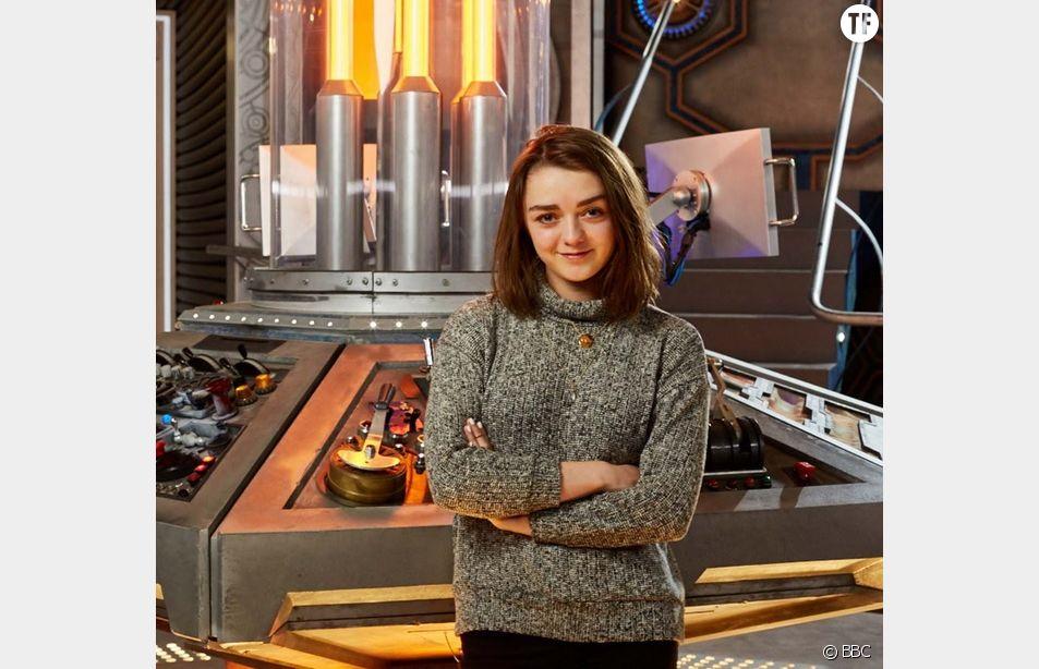 Doctor Who saison 9 : Maisie Williams rejoint le casting