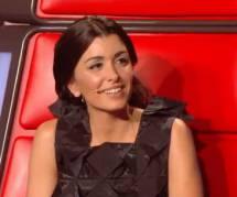 """The Voice 2015 : Twitter se moque de la robe """"sac poubelle"""" de Jenifer"""
