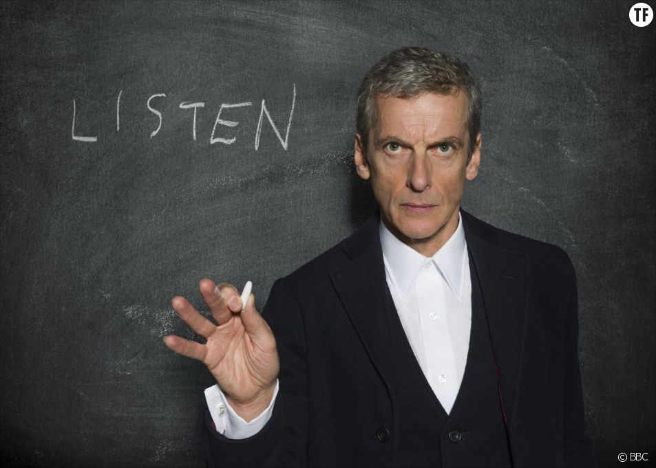 Peter Capaldi dans Doctor Who
