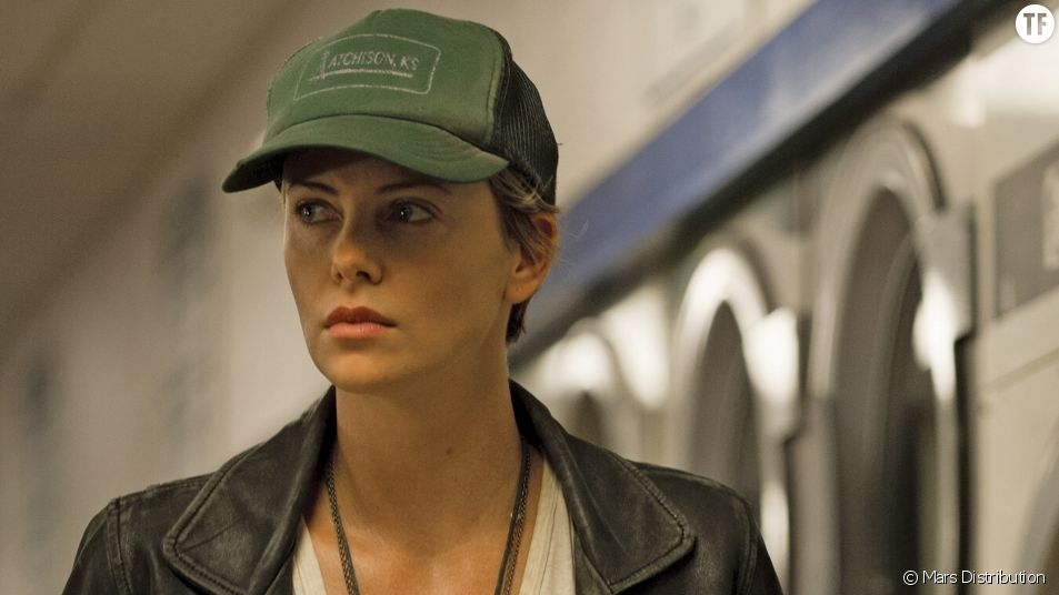 """Charlize Theron dans """"Dark Places"""""""