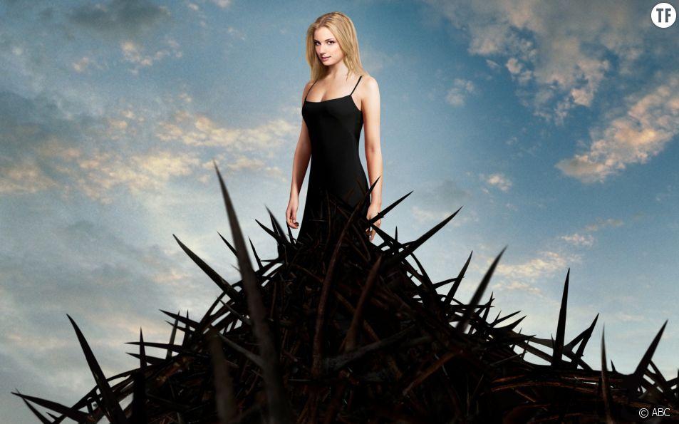 """Affiche de la série """"Revenge"""""""
