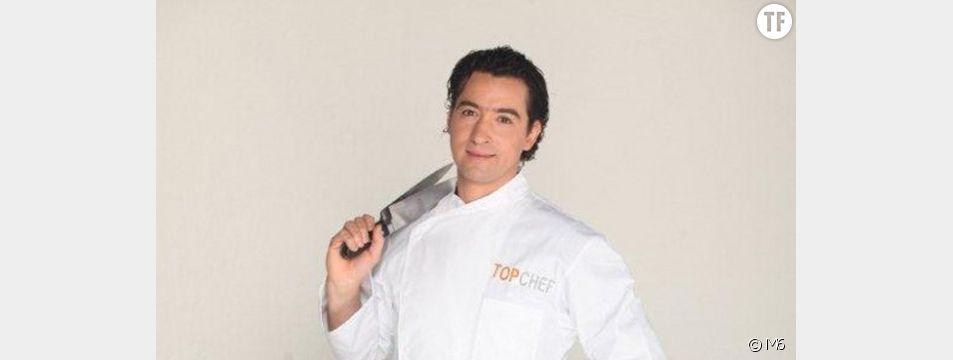 Pierre Augé, ancien gagnant de Top Chef