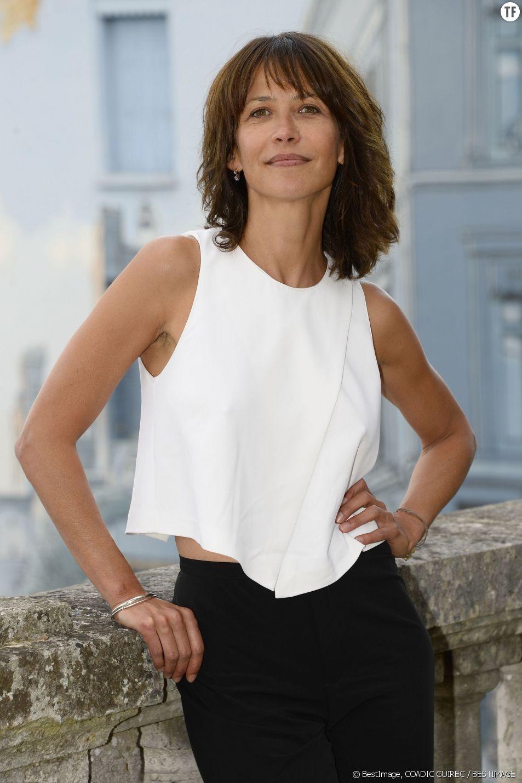 L'actrice Sophie Marceau, membre du jury du 68ème festival de Cannes