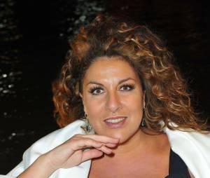 Marianne James à la Villa Schweppes à Cannes en 2010.