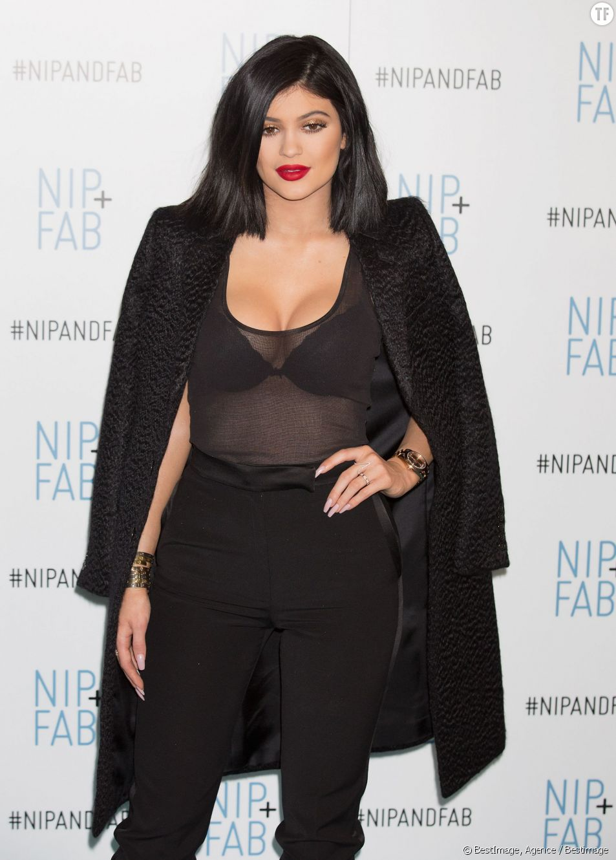Kylie Jenner à Londres