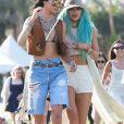 Kylie et Kendall Jenner à Coachella