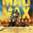 "L'affiche de ""Mad Max Fury Road"""