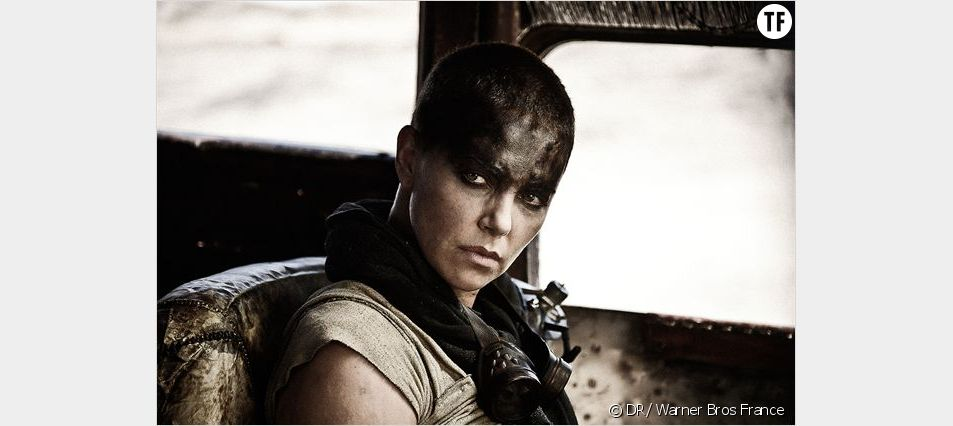 "Charlize Theron est l'impératrice Furiosa dans ""Mad Max Fury Road"""