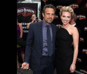 Mark Ruffalo et Scarlett Johansson