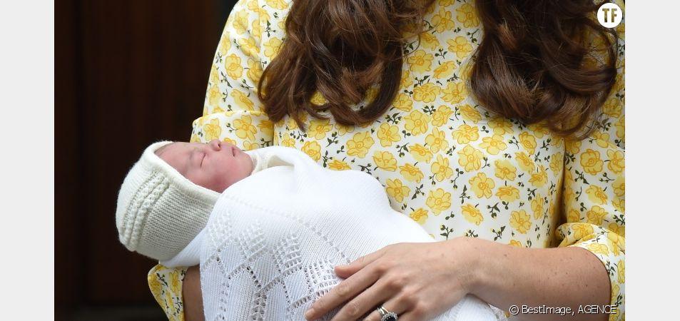 La petite princesse de Cambridge