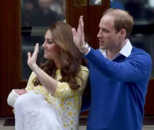 Princesse Charlotte : voilà à quoi ressemblera la fille de Kate Middleton et du Prince William