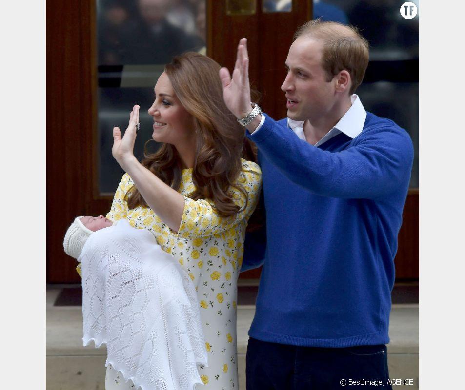 Kate et William sont désormais les heureux parents de deux enfants