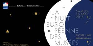 Nuit européenne des musées 2015 : date et programme à Paris