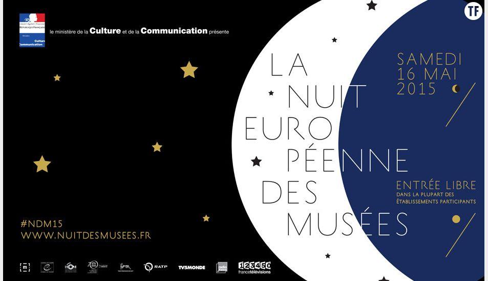 La Nuit européenne des musées 2015
