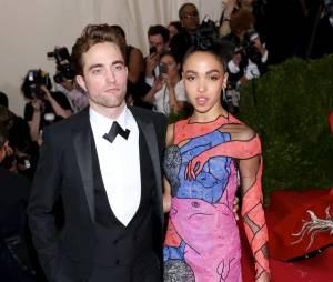 Robert Pattinson et sa compagne FKA Twigs