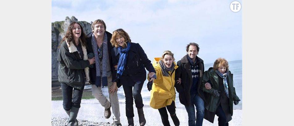 """La diffusion de la saison 4 de """"Mes amis, mes amours, mes emmerdes"""" est actuellement en cours de diffusion sur TF1"""