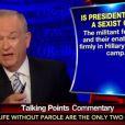 Bill O'Reilly sur la chaîne américaine Fox News.