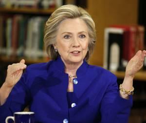 Hillary Clinton le 5 mai 2015 à Las Vegas.