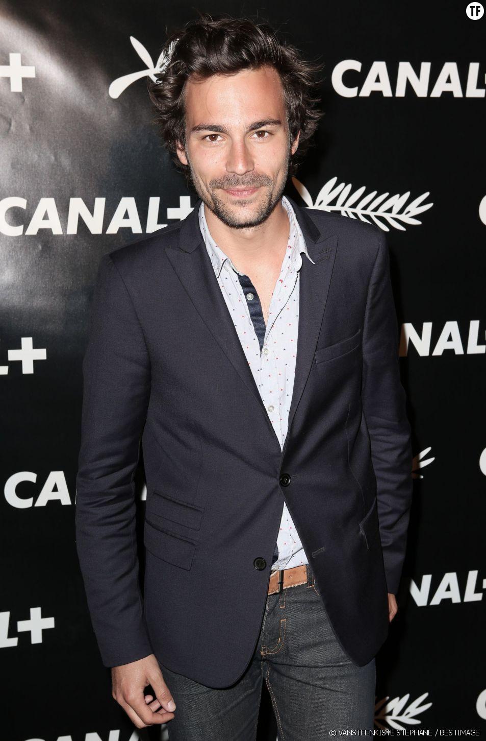 Bertrand Chameroy - Soirée Canal + à Mougins lors du 68ème festival international du film de Cannes. Le 15 mai 2015.