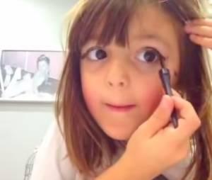Lina, l'hilarante petite Youtubeuse beauté de 6 ans qui fait le buzz