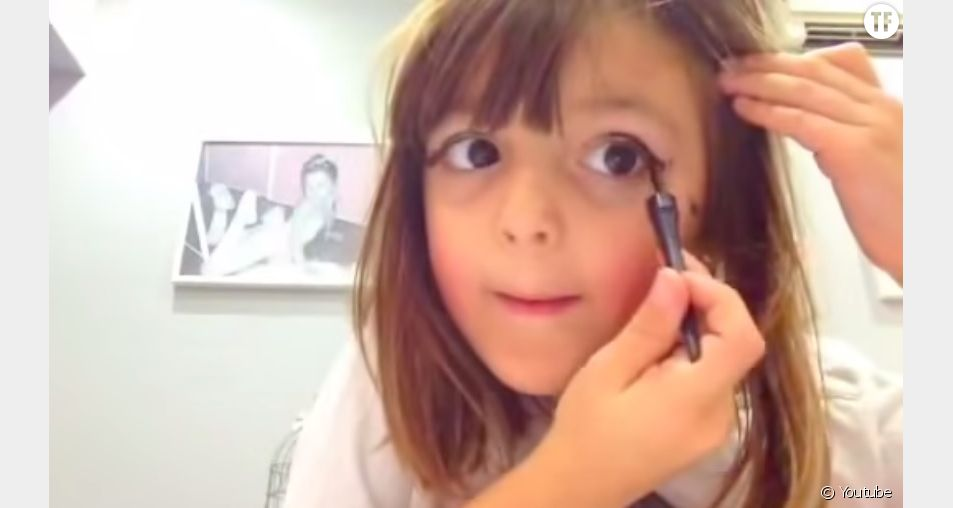 Lina, la mini youtubeuse beauté qui affole le web