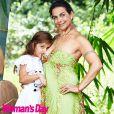 Maha et Aminah dans le magazine Woman's Day paru le 25 mai 2015