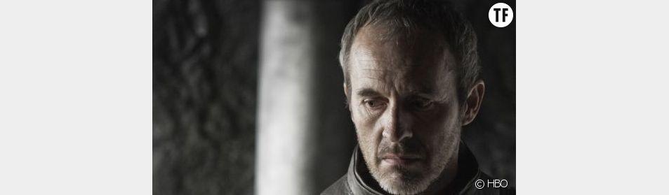 Stannis Baratheon peut maintenant envisager la palme du personnage le plus détesté de Game of Thrones.