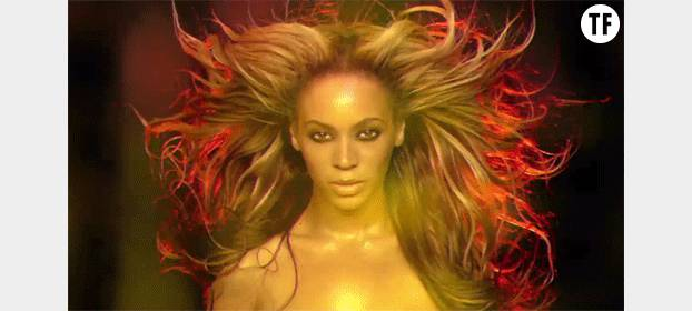 Le ventilateur et Beyoncé, toute une histoire