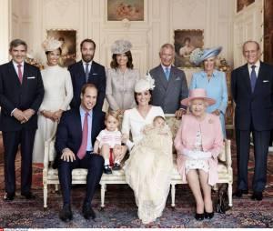 Kate Middleton : les magnifiques photos officielles du baptême de la princesse Charlotte