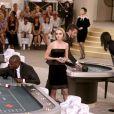 Lily-Rose Depp au défilé Chanel
