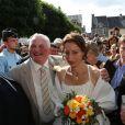 Mariage de Thierry Olive et Annie Derain le 14 septembre 2012