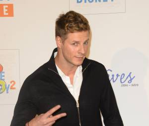 "Matthieu Delormeau à la soirée du concert ""We Love Disney Live"" au profit de l'association Rêves au Grand Rex à Paris le 3 novembre 2014."