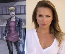 Flash saison 2 : Patty Spivot, la future chérie de Barry débarque