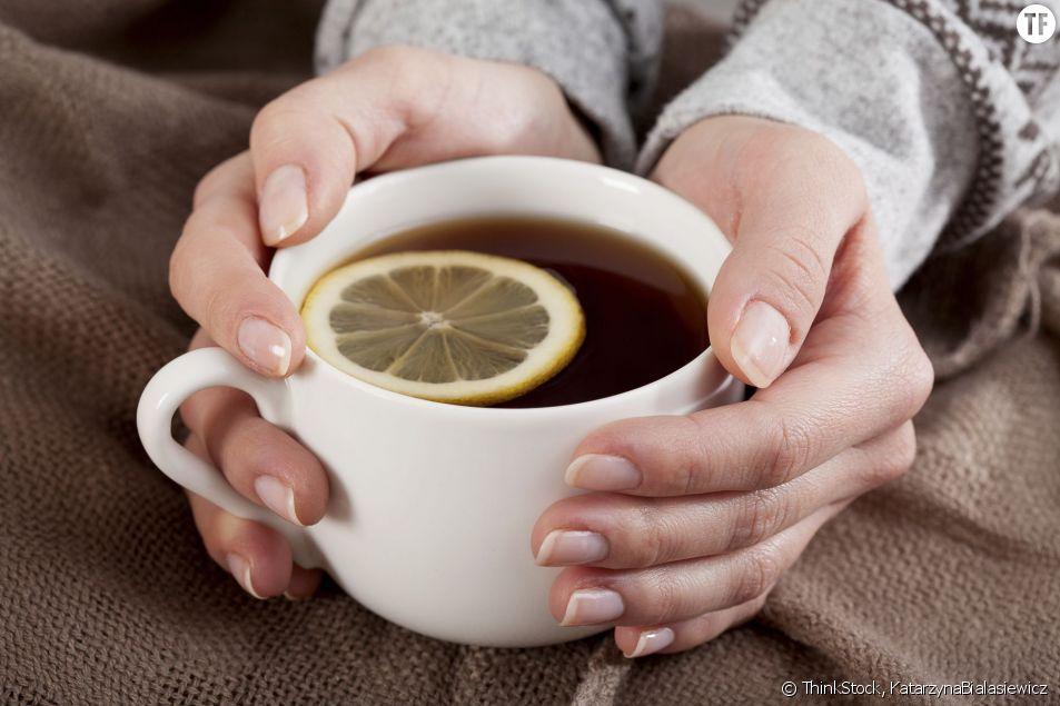 La teatox est la nouvelle détox qui fait fureur, à base de thé.