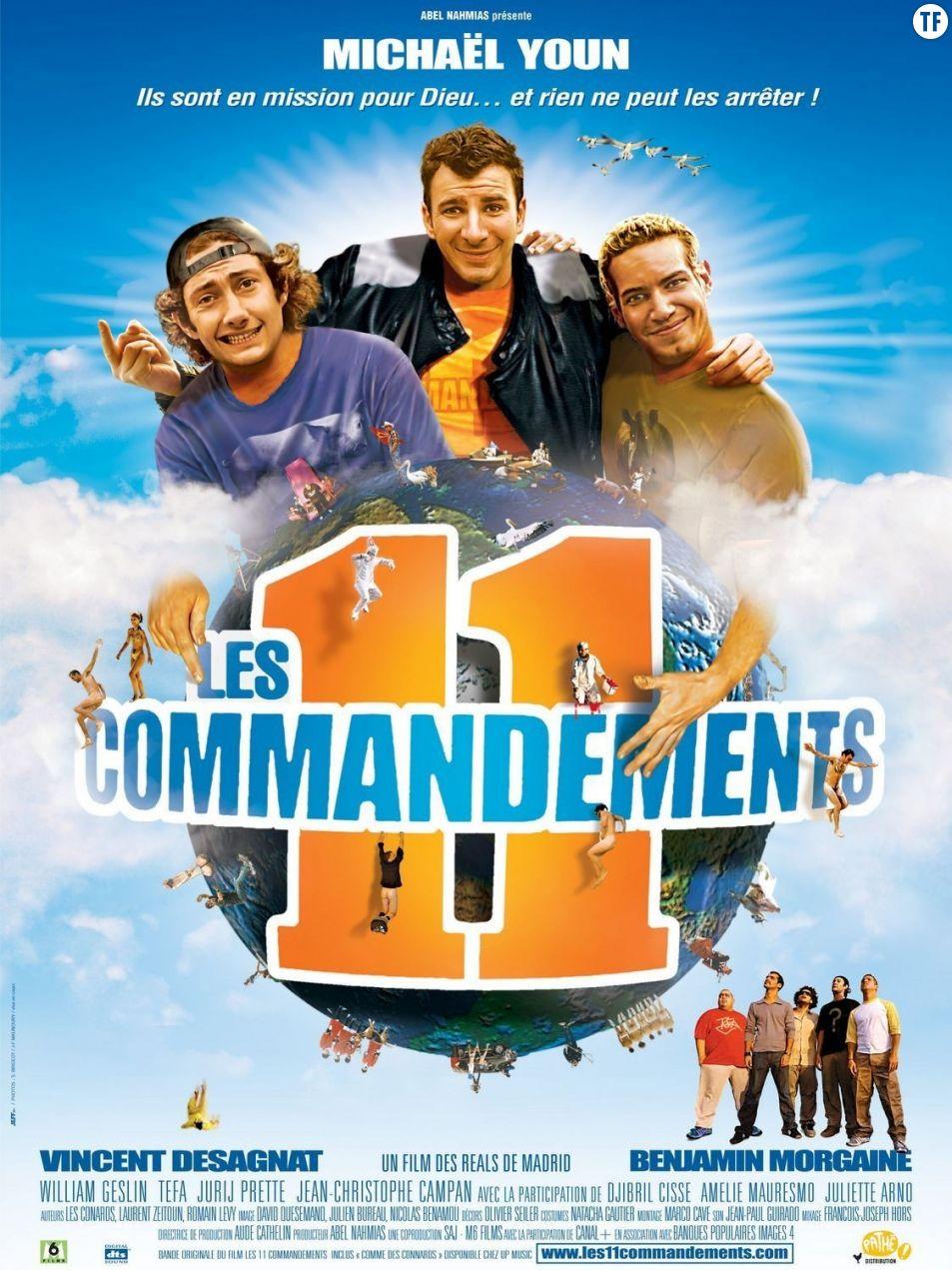 Retrouvez Les 11 Commandements, ce soir sur W9
