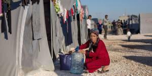 L'inquiétante progression des mariages précoces chez les réfugiées syriennes