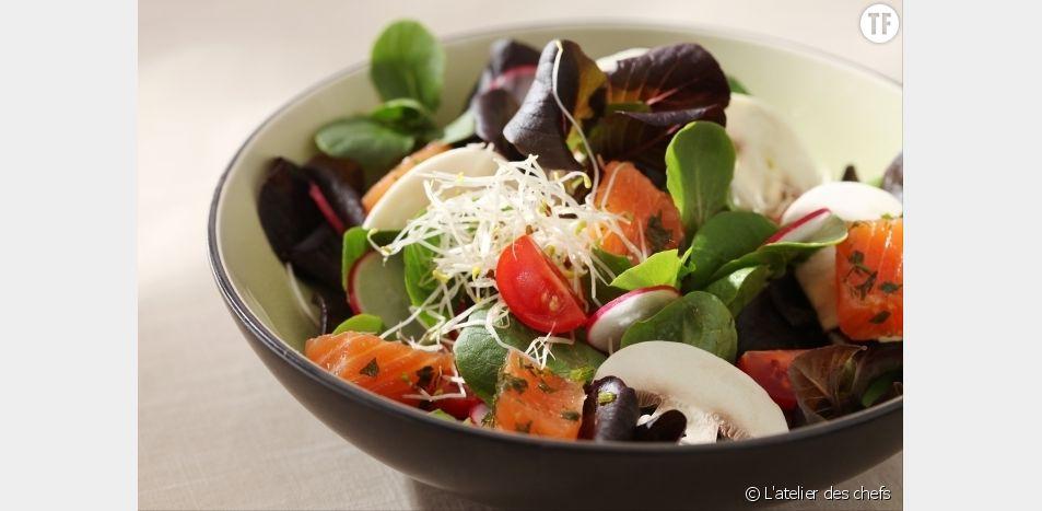 Découvrez cinq recettes de salades originales pour l'été !