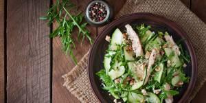 Recettes avec du blanc de poulet : 3 idées minceur originales et gourmandes