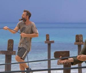 Marc et Chantal en finale de Koh-Lanta