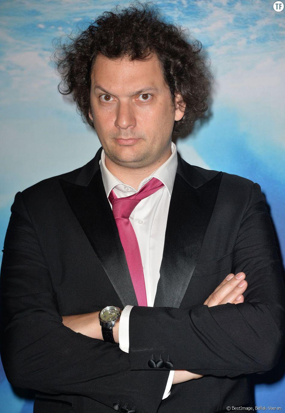 L'humoriste et magicien Eric Antoine