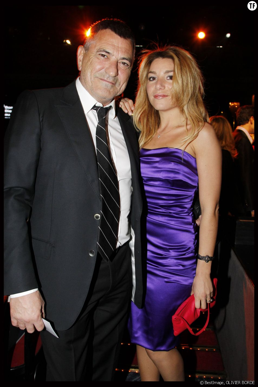 Jean-Marie Bigard et sa femme en 2012