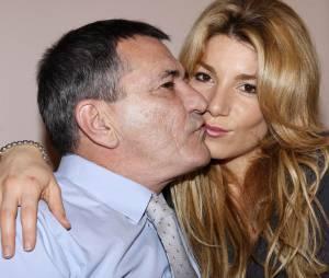 Jean-Marie Bigard et sa femme Lola Marois